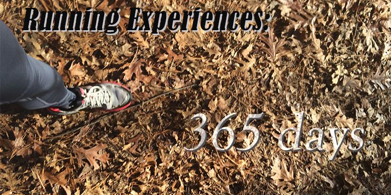 running experiences 365 days running streak